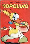 Cover for Topolino (Arnoldo Mondadori Editore, 1949 series) #13