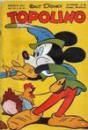 Cover for Topolino (Arnoldo Mondadori Editore, 1949 series) #14