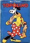 Cover for Topolino (Arnoldo Mondadori Editore, 1949 series) #15