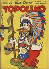 Cover for Topolino (Arnoldo Mondadori Editore, 1949 series) #18