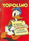 Cover for Topolino (Arnoldo Mondadori Editore, 1949 series) #27
