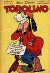 Cover for Topolino (Arnoldo Mondadori Editore, 1949 series) #31