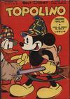 Cover for Topolino (Arnoldo Mondadori Editore, 1949 series) #33