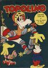 Cover for Topolino (Arnoldo Mondadori Editore, 1949 series) #35