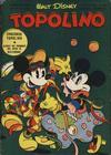 Cover for Topolino (Arnoldo Mondadori Editore, 1949 series) #38