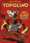 Cover for Topolino (Arnoldo Mondadori Editore, 1949 series) #39