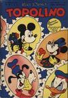 Cover for Topolino (Arnoldo Mondadori Editore, 1949 series) #40