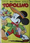 Cover for Topolino (Arnoldo Mondadori Editore, 1949 series) #43