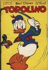 Cover for Topolino (Arnoldo Mondadori Editore, 1949 series) #45