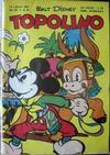 Cover for Topolino (Arnoldo Mondadori Editore, 1949 series) #46