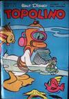 Cover for Topolino (Arnoldo Mondadori Editore, 1949 series) #47