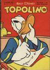 Cover for Topolino (Arnoldo Mondadori Editore, 1949 series) #52