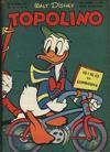 Cover for Topolino (Arnoldo Mondadori Editore, 1949 series) #53