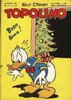 Cover for Topolino (Arnoldo Mondadori Editore, 1949 series) #58
