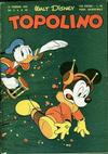 Cover for Topolino (Arnoldo Mondadori Editore, 1949 series) #60