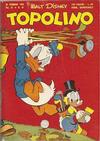 Cover for Topolino (Arnoldo Mondadori Editore, 1949 series) #61