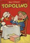 Cover for Topolino (Arnoldo Mondadori Editore, 1949 series) #65