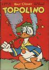 Cover for Topolino (Arnoldo Mondadori Editore, 1949 series) #69