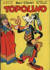 Cover for Topolino (Arnoldo Mondadori Editore, 1949 series) #70