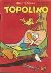 Cover for Topolino (Arnoldo Mondadori Editore, 1949 series) #73