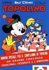 Cover for Topolino (Arnoldo Mondadori Editore, 1949 series) #75