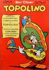 Cover for Topolino (Arnoldo Mondadori Editore, 1949 series) #76