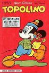 Cover for Topolino (Arnoldo Mondadori Editore, 1949 series) #80