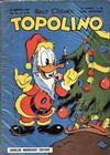 Cover for Topolino (Arnoldo Mondadori Editore, 1949 series) #81