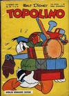 Cover for Topolino (Arnoldo Mondadori Editore, 1949 series) #82