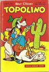 Cover for Topolino (Arnoldo Mondadori Editore, 1949 series) #87