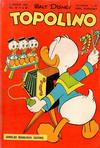 Cover for Topolino (Arnoldo Mondadori Editore, 1949 series) #90