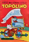 Cover for Topolino (Arnoldo Mondadori Editore, 1949 series) #93