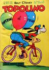 Cover for Topolino (Arnoldo Mondadori Editore, 1949 series) #94