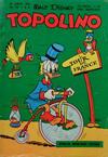 Cover for Topolino (Arnoldo Mondadori Editore, 1949 series) #95
