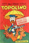 Cover for Topolino (Arnoldo Mondadori Editore, 1949 series) #98