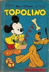 Cover for Topolino (Arnoldo Mondadori Editore, 1949 series) #99