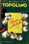 Cover for Topolino (Arnoldo Mondadori Editore, 1949 series) #201