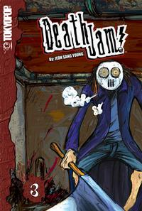 Cover Thumbnail for Death Jam! (Tokyopop, 2006 series) #3