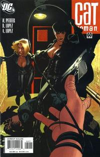 Cover Thumbnail for Catwoman (DC, 2002 series) #60