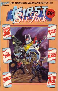Cover Thumbnail for First Six Pack (First, 1987 series) #1