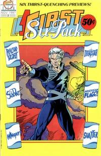 Cover Thumbnail for First Six Pack (First, 1987 series) #2