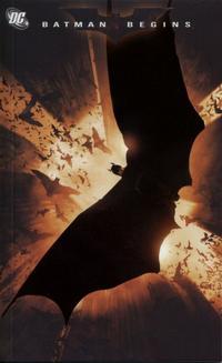 Cover Thumbnail for Batman Begins - Special DVD Issue (DC, 2005 series) #[nn]