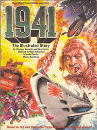 Cover Thumbnail for 1941: The Illustrated Story (Heavy Metal, 1979 series)