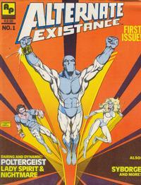 Cover Thumbnail for Alternate Existance (Alternate Comics, 1982 series) #1