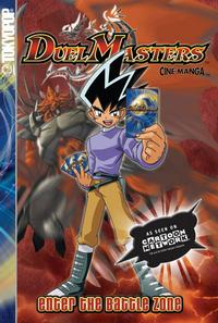 Cover Thumbnail for Duel Masters (Tokyopop, 2004 series) #1