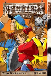 Cover Thumbnail for Et Cetera (Tokyopop, 2004 series) #1