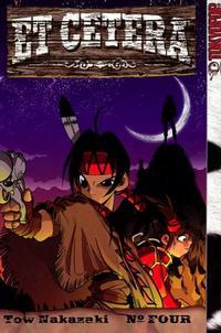 Cover Thumbnail for Et Cetera (Tokyopop, 2004 series) #4