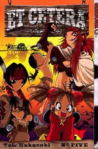 Cover Thumbnail for Et Cetera (Tokyopop, 2004 series) #5