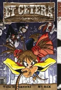 Cover Thumbnail for Et Cetera (Tokyopop, 2004 series) #6