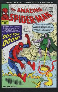 Cover Thumbnail for Spider-Man Collectible Series (Marvel, 2006 series) #10